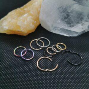 Hinged Segment Rings